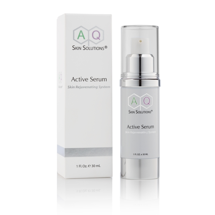 AQ SKIN SOLUTION : AQ ACTIVE SERUM